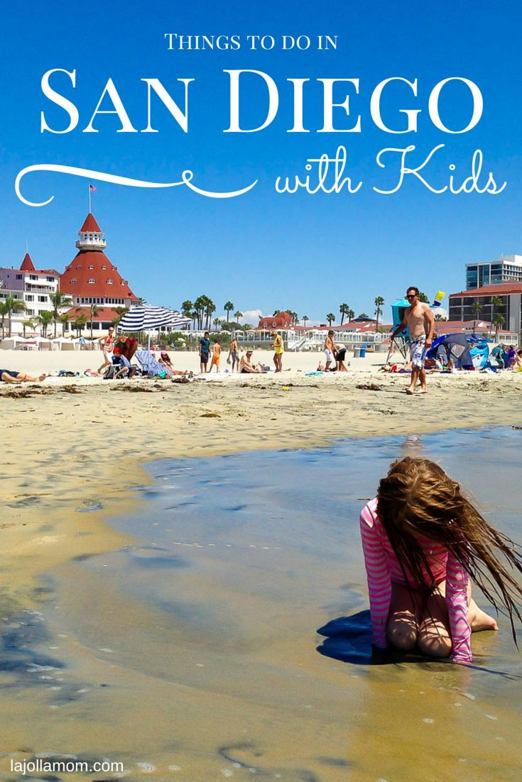 Plan a San Diego Vacation for Your Family