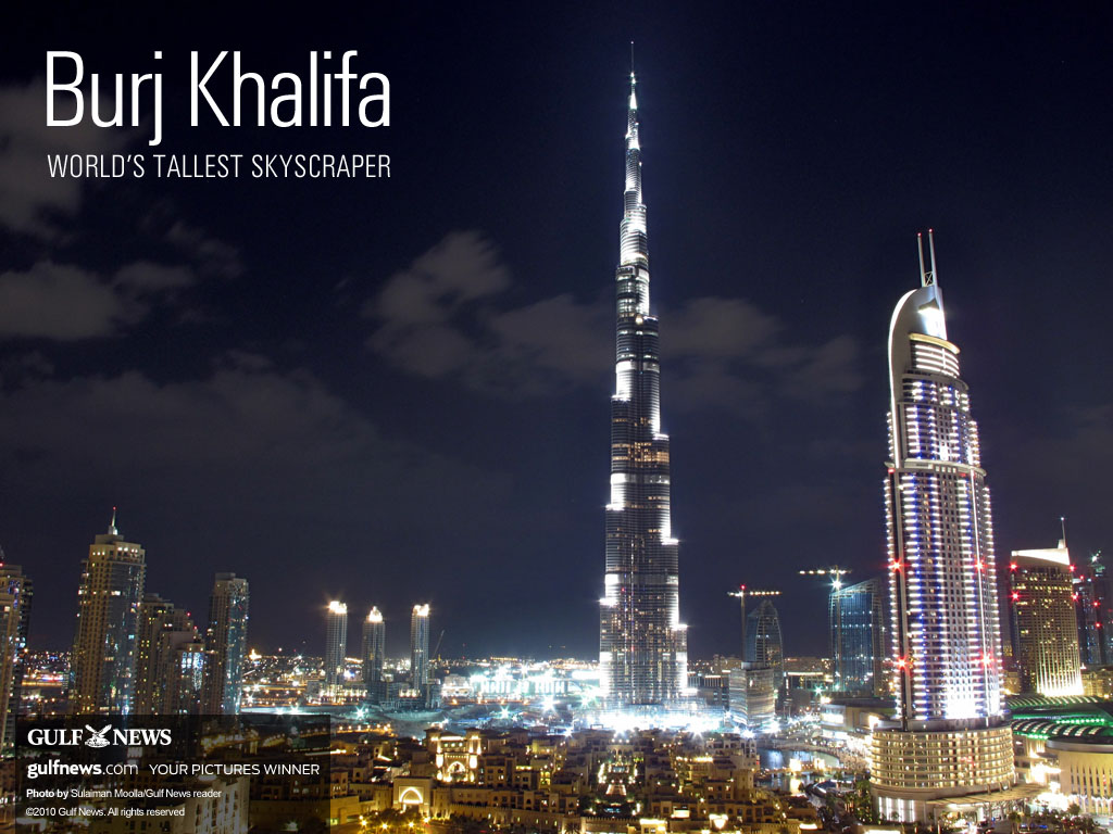 Visit The Burj Khalifa-The Tallest Building In The World